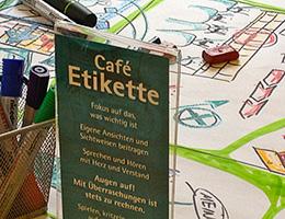 Jutta Weimars World Café Etikette