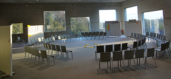 Moderation eines Open Spaces in Essen